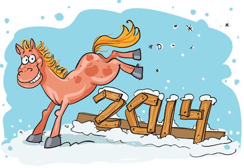 год лошади - Самое интересное в блогах