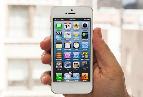 Американцы активно обновляют свои iPhone!