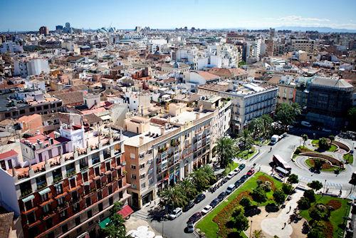 Аренда апартаментов в Валенсии, Испания