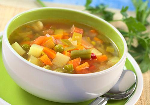 Боннский суп — как правильно употреблять?