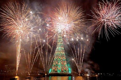 Бразильский Новый год