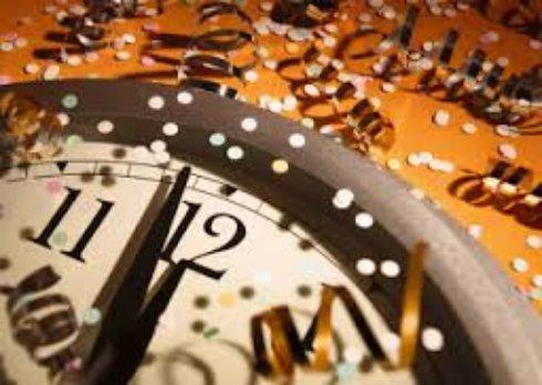 Часы двенадцать ровно бьют