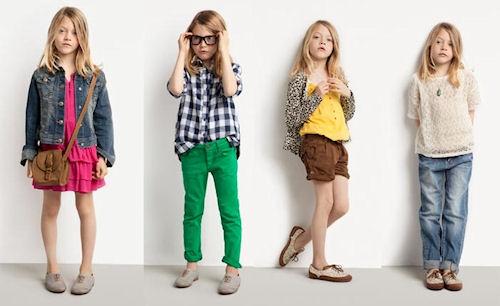 Детская мода – что это?