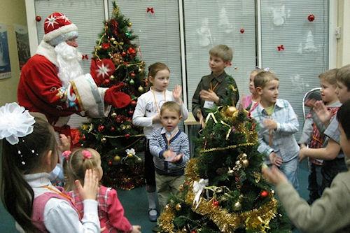 Новый год для дошкольников