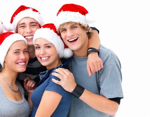 Новый год для молодежи