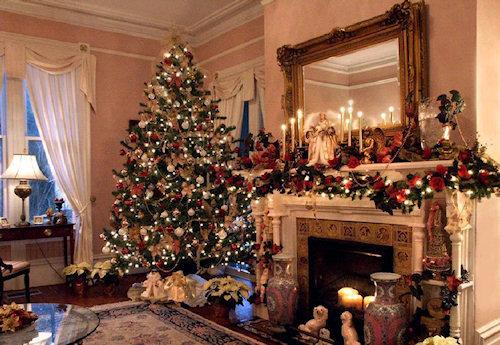 Сценарий домашнего Нового года