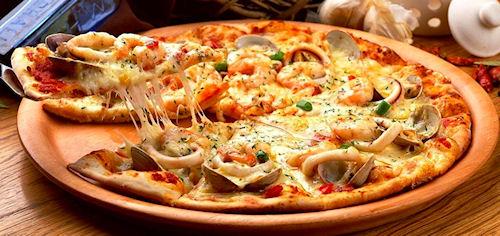 Доставка пиццы и суши — скорость и качество