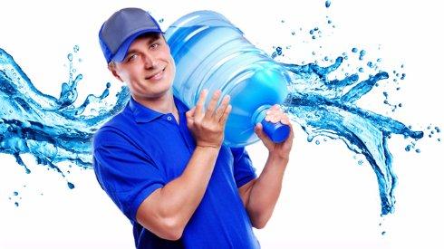 Доставка воды в офисы