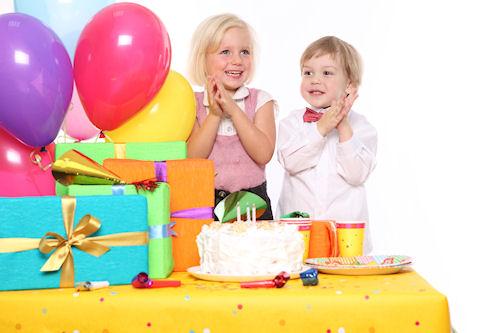 День рождения ребенка: что делать?