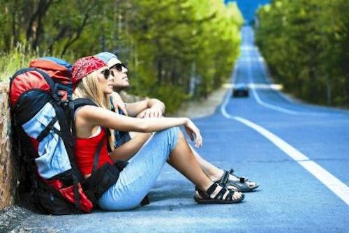 Экстремальные виды автостопа