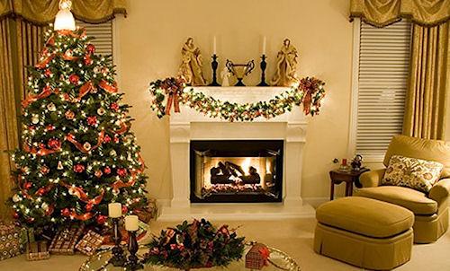 Украшаем елку к новому году 2015 своими