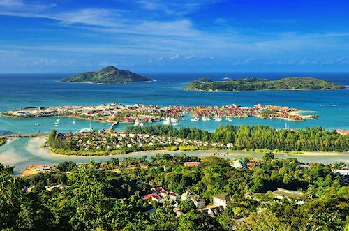 Если хотите попасть в рай, приобретайте авиабилеты — столицу Сейшельских островов