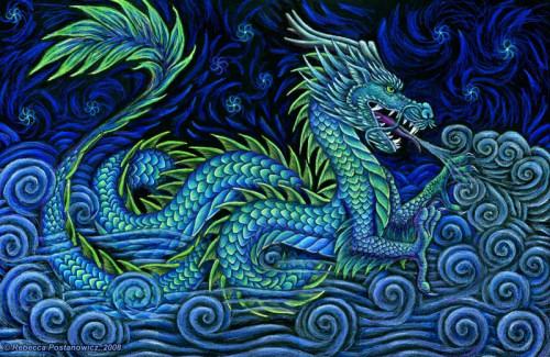 Гороскоп — Дракон
