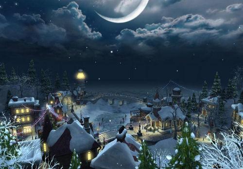 Гороскоп на новогоднюю ночь