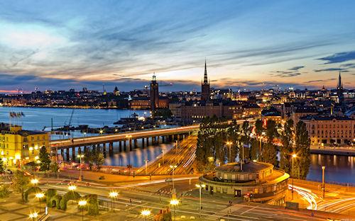 Интересное о Швеции
