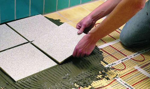 Как правильно укладывать плитку?