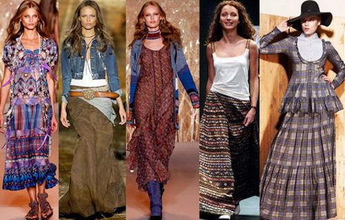 Кантри — стиль одежды