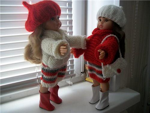 Сюжетно-ролевая игра «Одеваем куклу на прогулку»