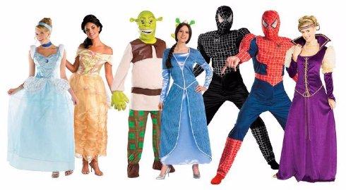 Лучшеи новогодние костюмы