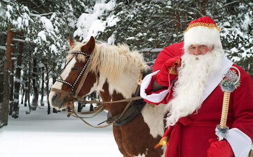 Лучший Дед Мороз — вызов на праздник