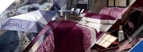 Широкий выбор постельного белья и спальных принадлежностей класса Lux в бутике Frette