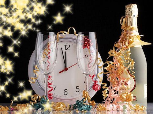 Матерные поздравления с Новым годом