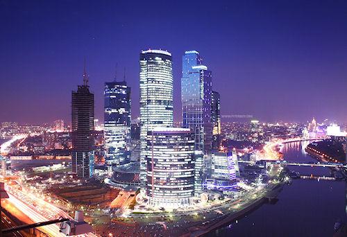 Мимоходом в Москве