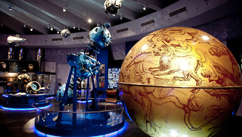 Путешествие в Московский планетарий