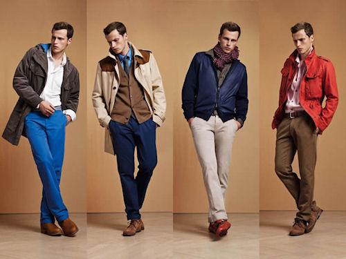Мужская мода 2017: ткани и цвета