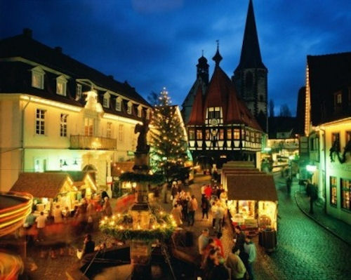 Немецкий Новый год