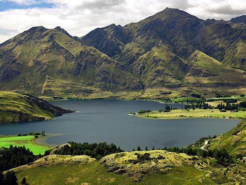 Немного о Новой Зеландии
