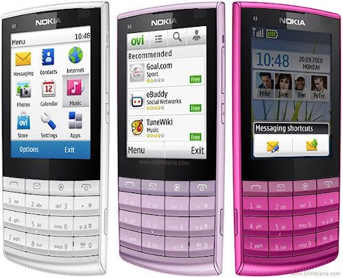 Nokia X3-02 просто идеальный телефон
