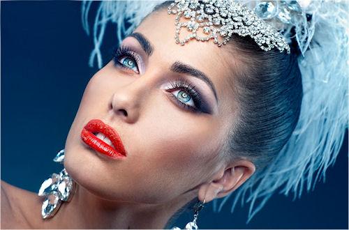 Каким должен быть новогодний макияж?