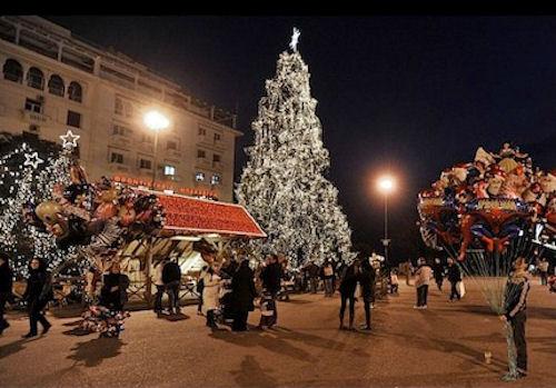 Новогодние праздники в Греции — совмещение полезного с приятным
