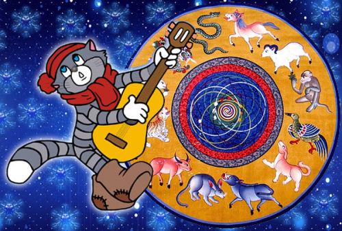 Новогодний гороскоп