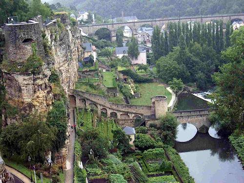 Новые факты о Люксембурге