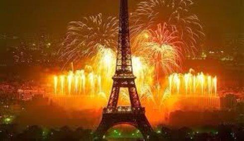 Новый год в Германии и Франции