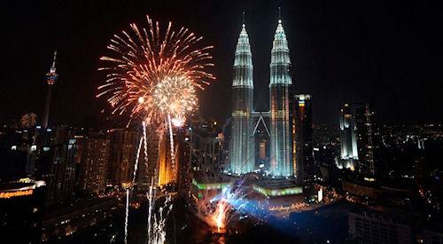 Как празднуют Новый год в Малайзии