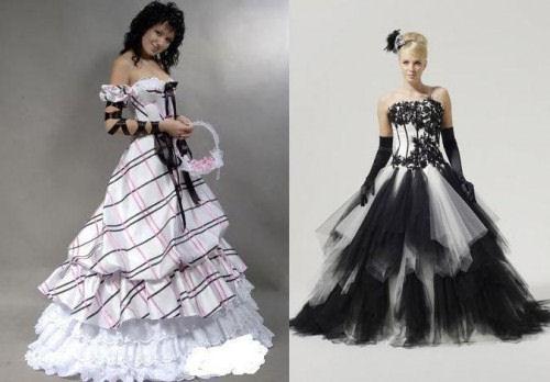 Одежда в готическом стиле