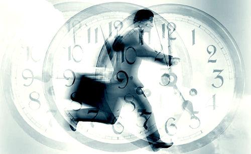 Острая нехватка времени
