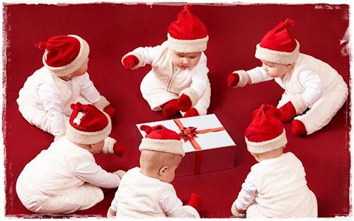 Подарок на Новый год ребенку