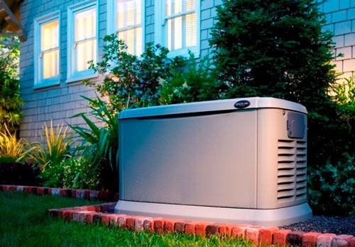 Покупаем генератор для дома