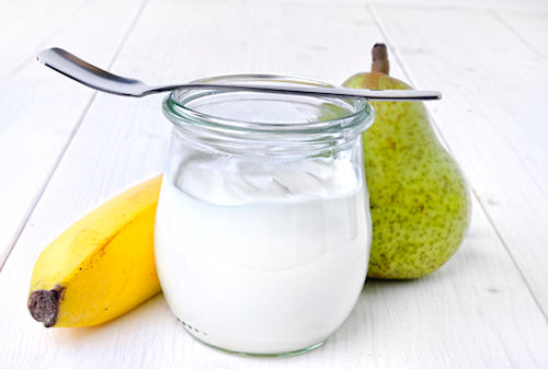 Польза для организма натурального йогурта