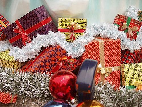 Прикольные подарки на Новый год
