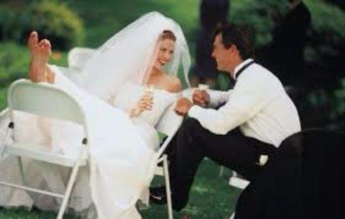 Радостные свадебные хлопоты