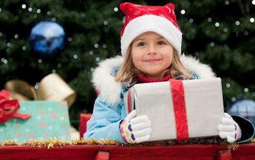 Что подарить ребенку на новый год?