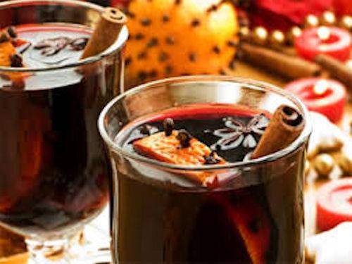 Рецепты напитков на Новый Год