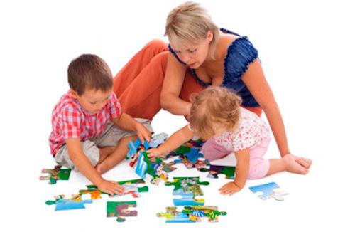 Роль пазлов в развитии ребёнка