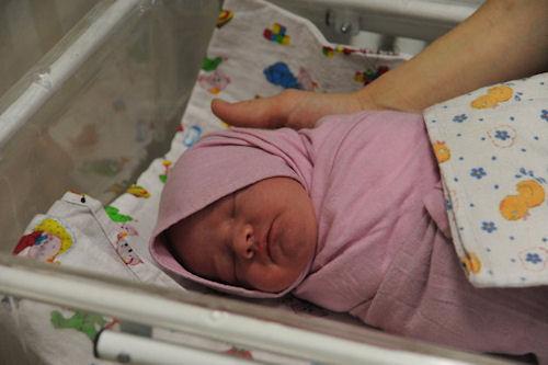 Рождение дочурки — это чудо
