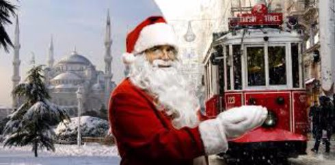 Рождественский тур в Стамбул